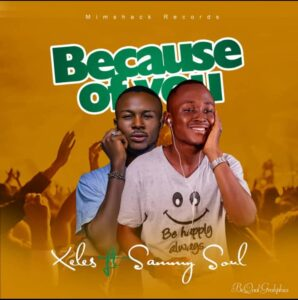 Xeles Ft. Sammy Soul - Because Of You MP3 Download