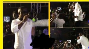 Sarkodie And Kuami Eugene Performs 'Happy Day' Song Together For The First Time!