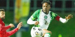 [SPORT NEWS] Ahmed Musa Hits Nigeria Ahead Of Super Eagles Clash In Benin City!